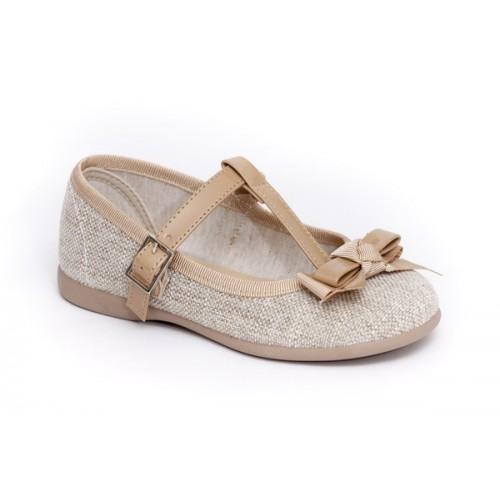 Girls ballet flat line Tokolate 1162