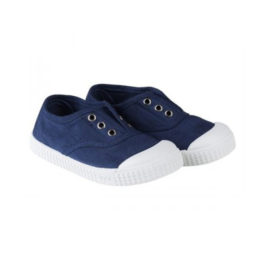 Childrens washable canvas shoes by Igor