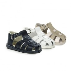 Leather sandals for boys K1190