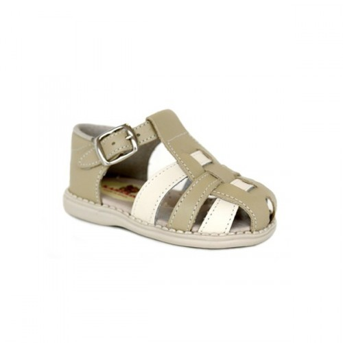Spanish leather sandals for boys 1190