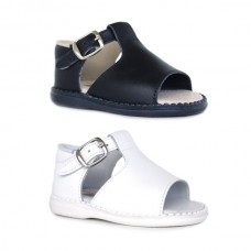 Leather sandals for boys K1171