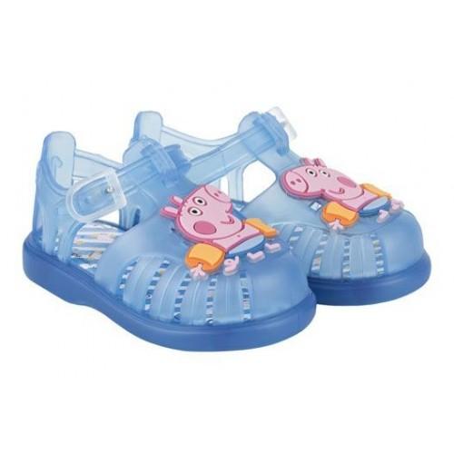 Beach sandals Igor Tobby George Pig
