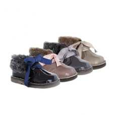Girls boots with furr Dar2 50090