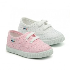 Girls canvas shoes Javer 60-10