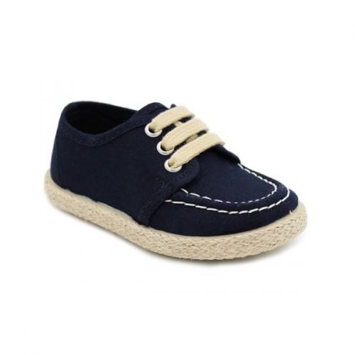 Boys deck shoes Tokolate 2149-01