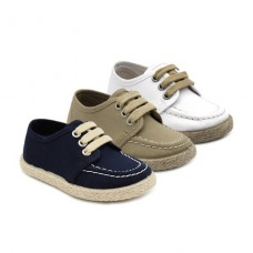 Boys deck shoes Tokolate 2149-01