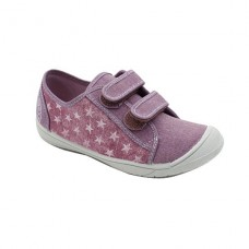 Canvas shoes Duvic 7102 purple