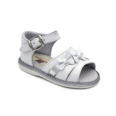 Leather sandals for girls by Hermi K332