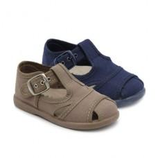 Canvas sandals Batilas 19301