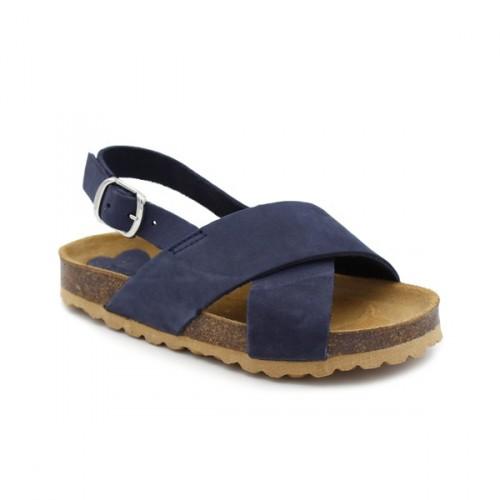 Nubuck bio sandals for boys 11308
