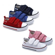 Velcro canvas shoes Bubble Kids 1380