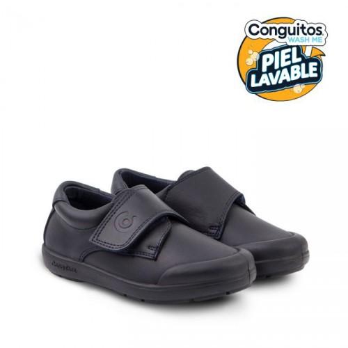 Zapato colegial lavable Conguitos