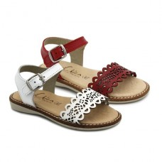 National leather girl sandals 403