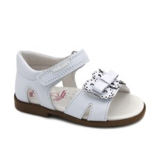 Girls leather sandals Pablosky 048600