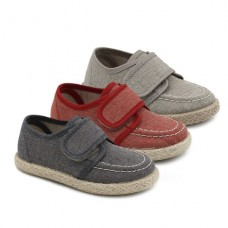 Boys boat shoes Tokolate 2196-53