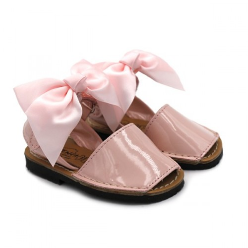 Patent leather Minorcan Sandals 361