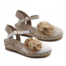 Linen espadrille Bubble Kids 2543
