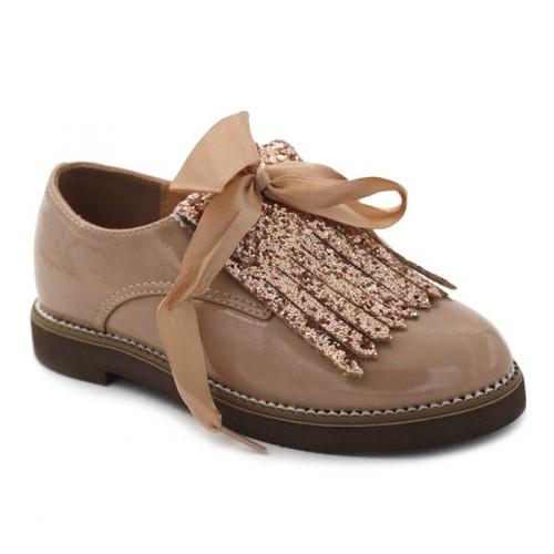Girl deck shoes Bubble Bobble 2186