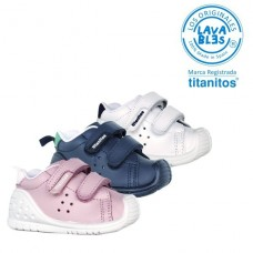 Deportivo lavable Titanitos 680 Kevin