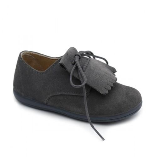 Blucher fringes laces 218-SE