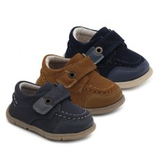 Suede deck shoes Bubble Kids 2639