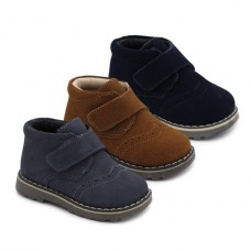 Boy velcro booties Kids 2634