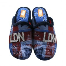 Zapatilla casa LONDON Ralfis 8272