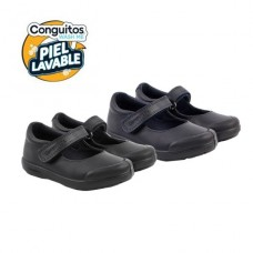 Wash Me School Shoes Conguitos 28001
