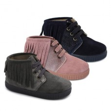Girls booties fringed Batilas 56830