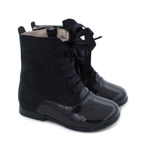 Girls ankle boots Bubble Bobble 1214