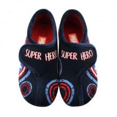 Zapatilla casa SUPER HERO Ralfis 8275 Marino