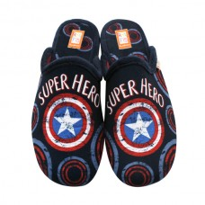 Boys HERO slippers by Ralfis 8274 Navy