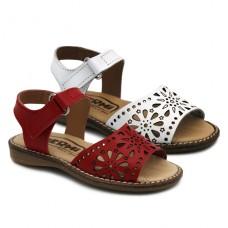 Girls velcro sandals Hermi MC413