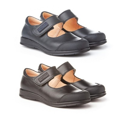 Zapato colegial niña Angelitos 463