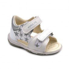 Girls sandals Geox Sand B0238A White