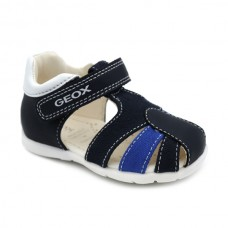 Boy sandals Geox Elthan B021PC Navy