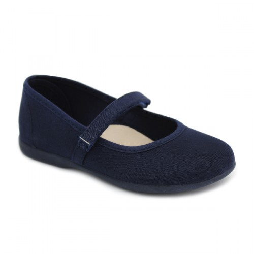 Girls Basic Mary Jane Batilas 11301