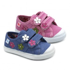 Girl canvas shoes AN8026