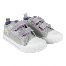 Girl canvas shoes Frozen 4339