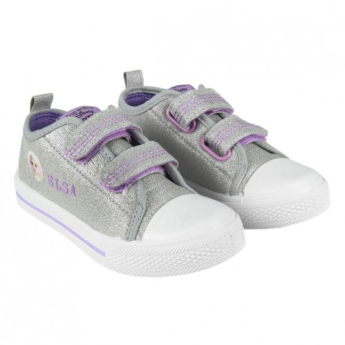 Zapatillas lona niña Frozen 4339