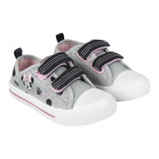 Girl canvas shoes Minnie Mouse 4338
