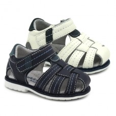Boys leather sandals Bubble Kids 2005