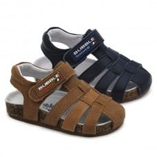 Sandalias velcro Bubble Kids 2905