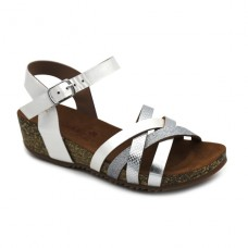 Sandalias cuña niña Bubble Kids 2849