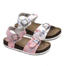 Sandalias bio niña Bubble Kids 2884