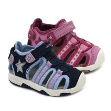 Girl sport sandals Geox Multy B020DA