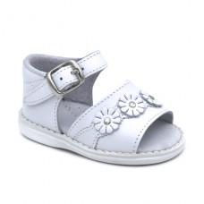 Girls sandals Hermi K350 White