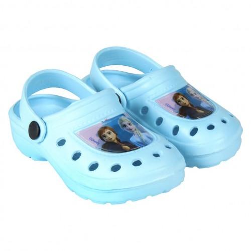 Beach clog Elsa Frozen 4297 Light Blue