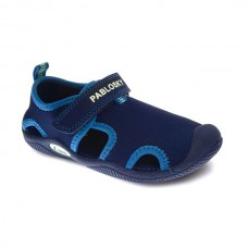 Boys water shoes Pablosky 950601 Navy