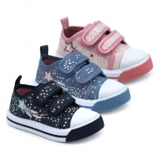 Girls canvas shoes Bubble Kids 2778